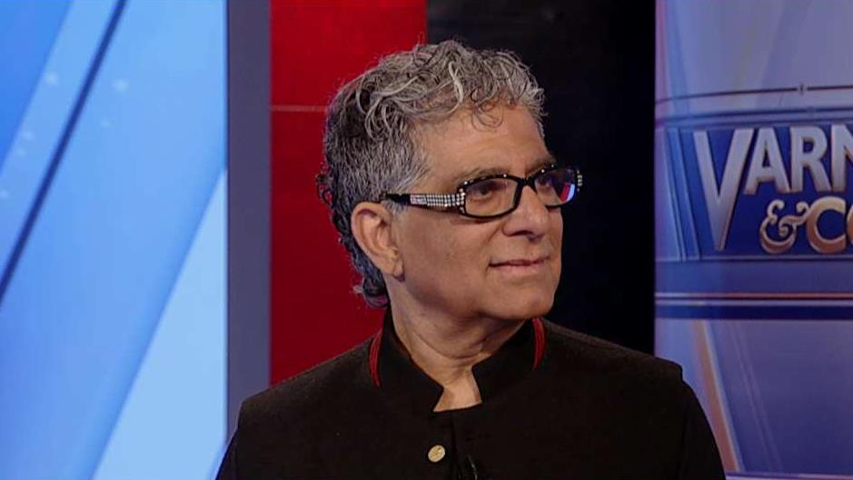 'The Healing Self' author Deepak Chopra on a cancer vaccine and the health benefits of managing stress.