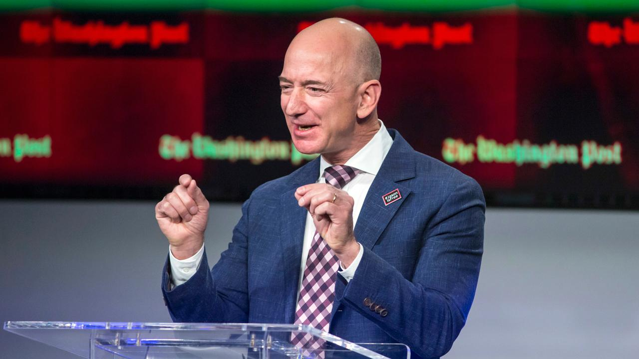 Gotham Asset Management managing principal Joel Greenblatt explains why he says Amazon is a unicorn.