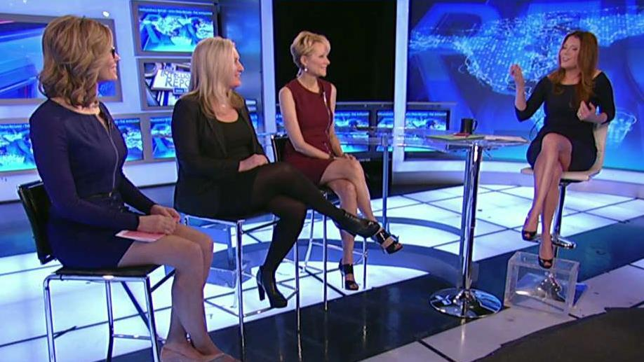FOX Business' Deirdre Bolton, Suzanne O'Halloran and Gerri Willis discuss the opportunities that have been presented to women in the news industry on International Women's Day.