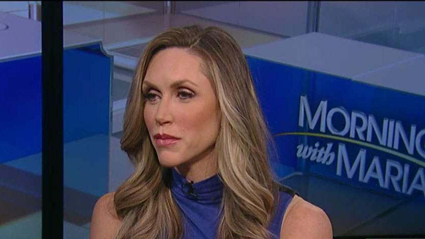 Trump for President senior advisor Lara Trump on the mainstream media's double standard in interviews with Ivanka Trump and Chelsea Clinton.