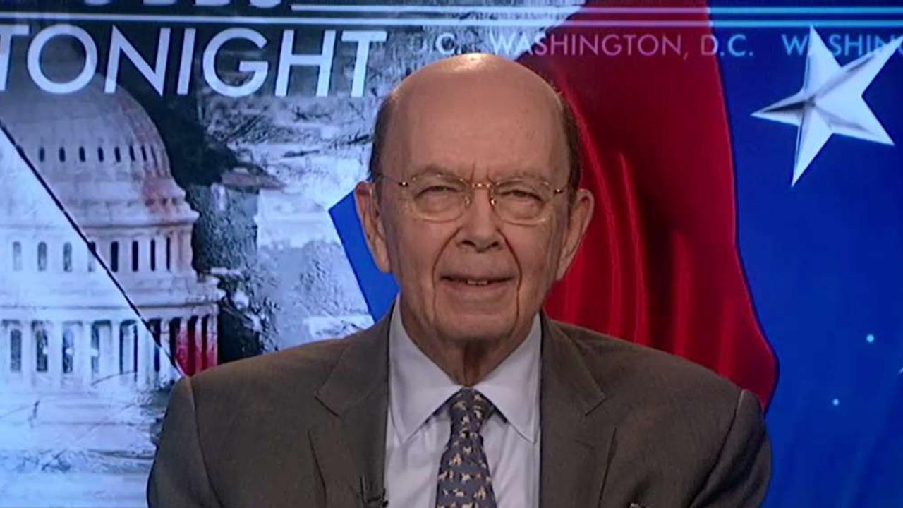 U.S. Department of Commerce Secretary Wilbur Ross discusses the recently imposed steel and aluminum tariffs and America's trade relationships with foreign countries.