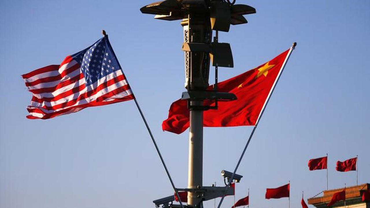 The IP Commission co-Chair Admiral Dennis Blair discusses China's unfair trading practices and whether Beijing will start a trade war with the U.S.