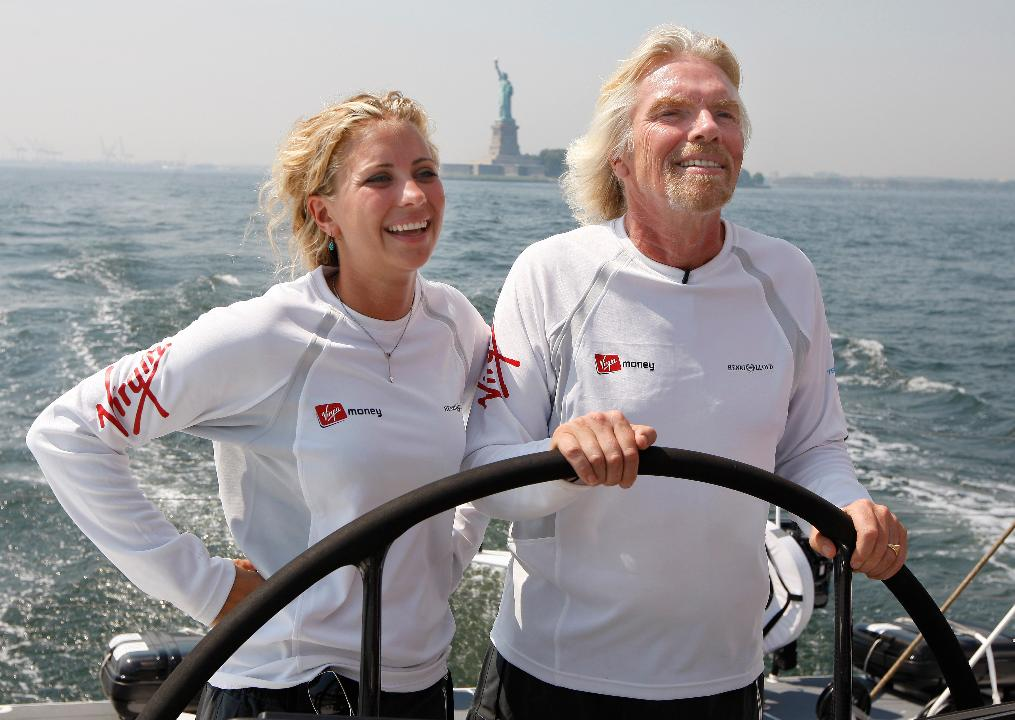 "She grew up a billionaire's daughter now Holly Branson is now on a mission to spread the message of positivity in the corporate world. In her new book ""WEconomy,"" Branson shares insight on how businesses can turn a profit through having a purpose."