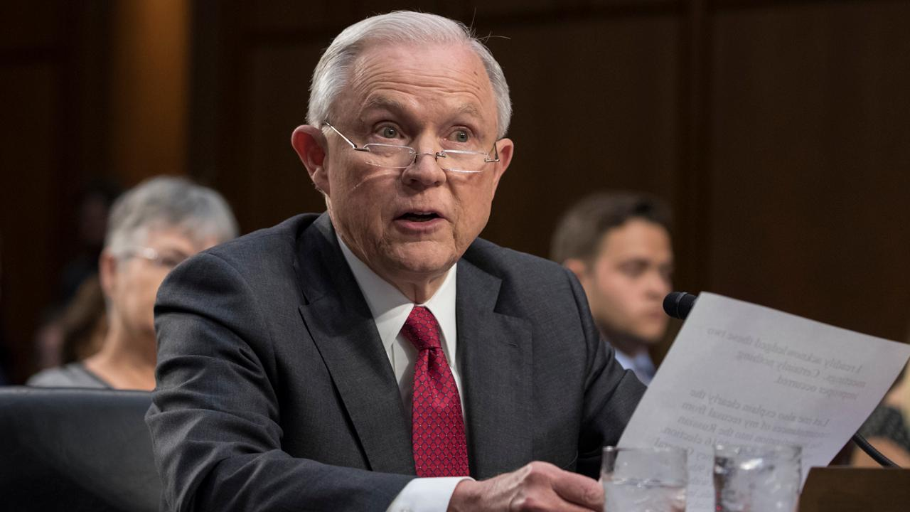 FBN's Kennedy discusses Attorney General Jeff Sessions's refusal to appoint a second special counsel.