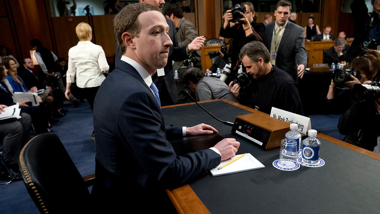 FBN's Deirdre Bolton discusses the key conversations that took place during Facebook CEO Mark Zuckerberg's testimony on Capitol Hill.