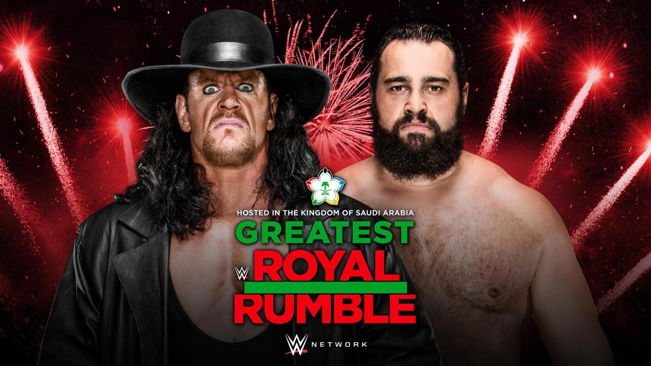 Former WWE Champion John Layfield on the impact of the WWE's upcoming Greatest Royal Rumble event in Saudi Arabia.
