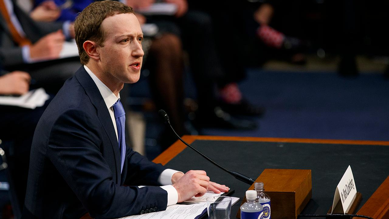 Facebook CEO Mark Zuckerberg discusses why his company isn't politically biased.