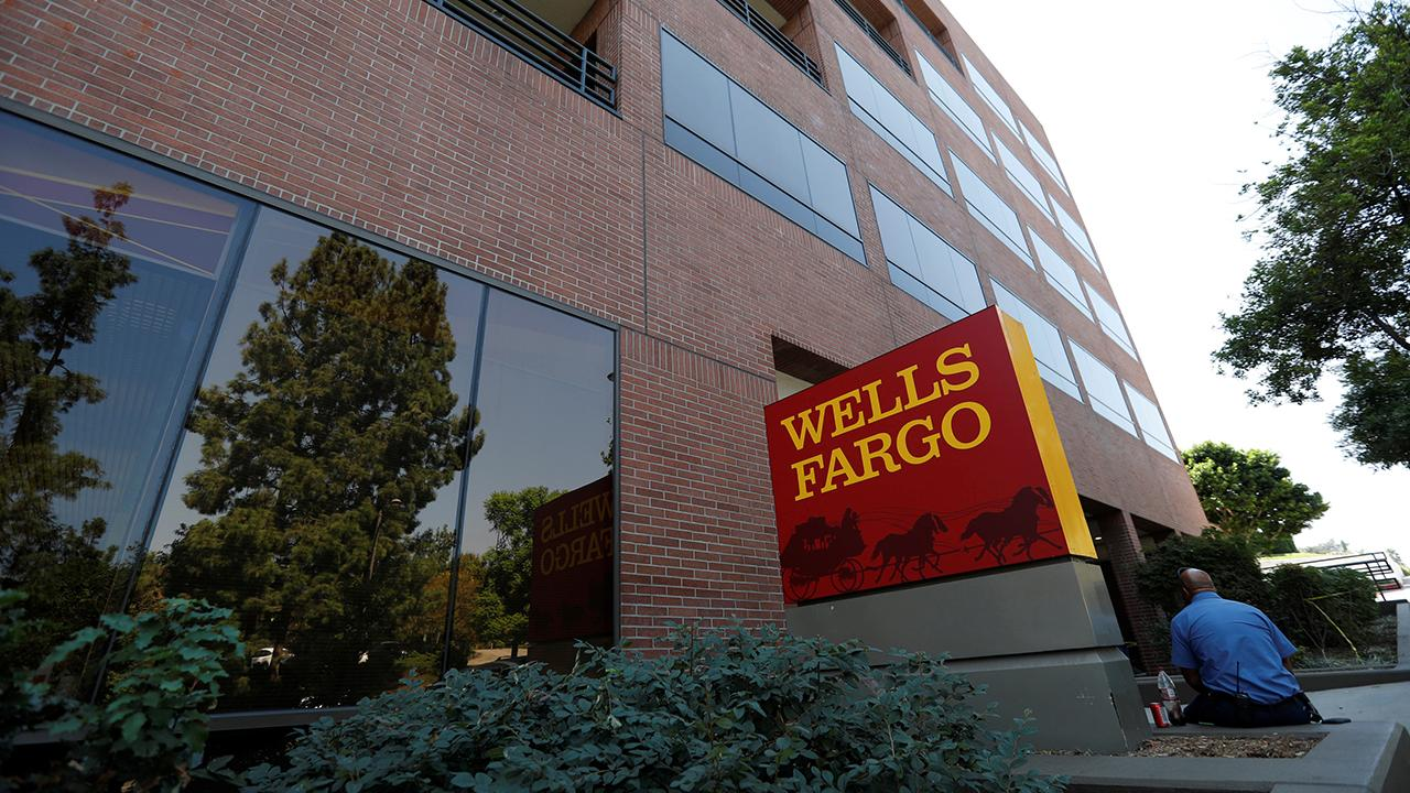 FOX Business' Kristina Partsinevelos reports that the Consumer Financial Protection Bureau is considering hitting Wells Fargo with a very large fine.
