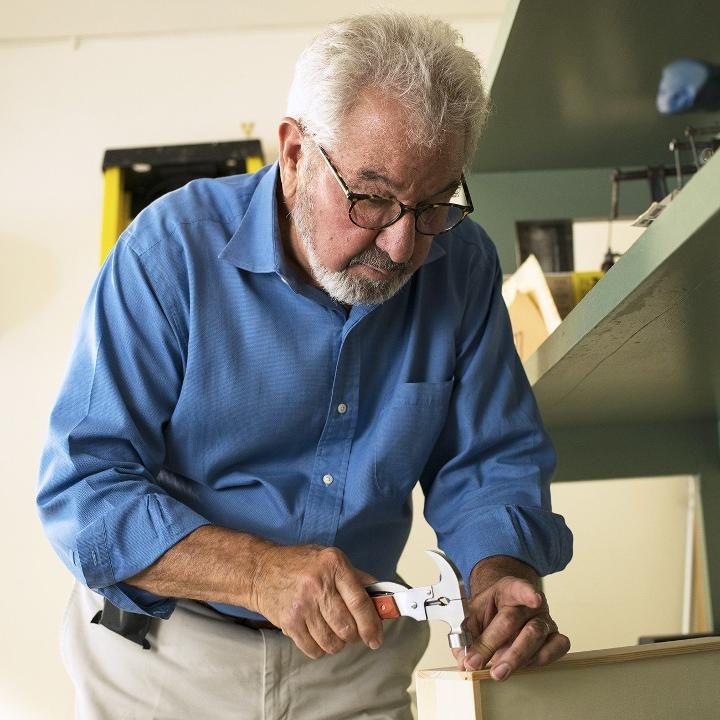 Some say he was the father of reality TV. Bob Vila, the home improvement icon looks back on his career and current state of the home improvement media industry.