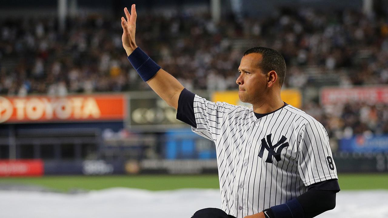 Former Major League Baseball MVP Alex Rodriguez discusses his early investments and Derek Jeter's decision to buy a stake in the Miami Marlins.