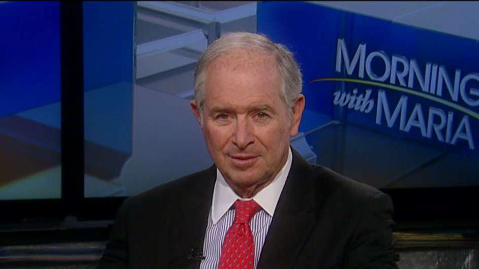 Blackstone CEO Stephen Schwarzman on the state of the U.S. economy, where the opportunities for investors are globally and investing in China.