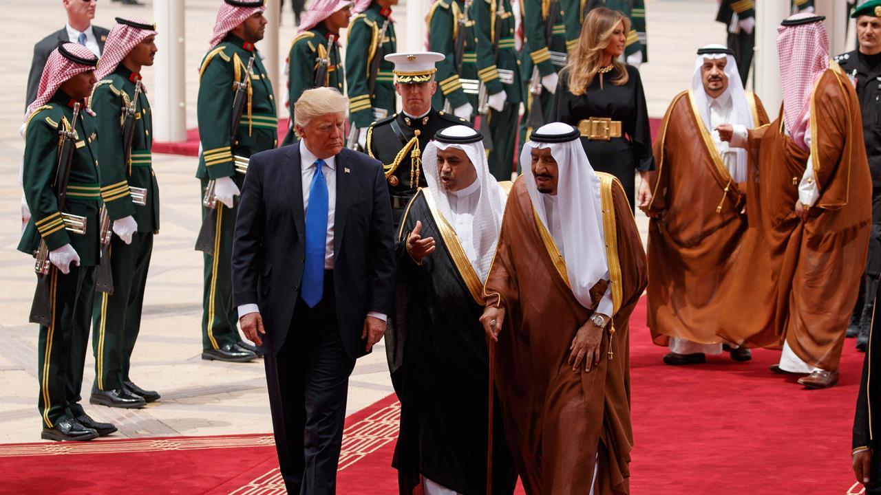 Fox News Senior Strategic Analyst Gen. Jack Keane (Ret.) on Saudi Arabia's political and cultural shift and U.S. tensions with Russia.