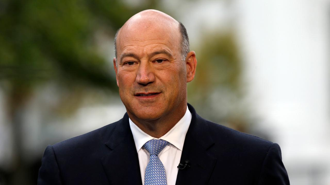 FBN's Charlie Gasparino discusses where former National Economic Council Director Gary Cohn will end up, after his departure from the White House.