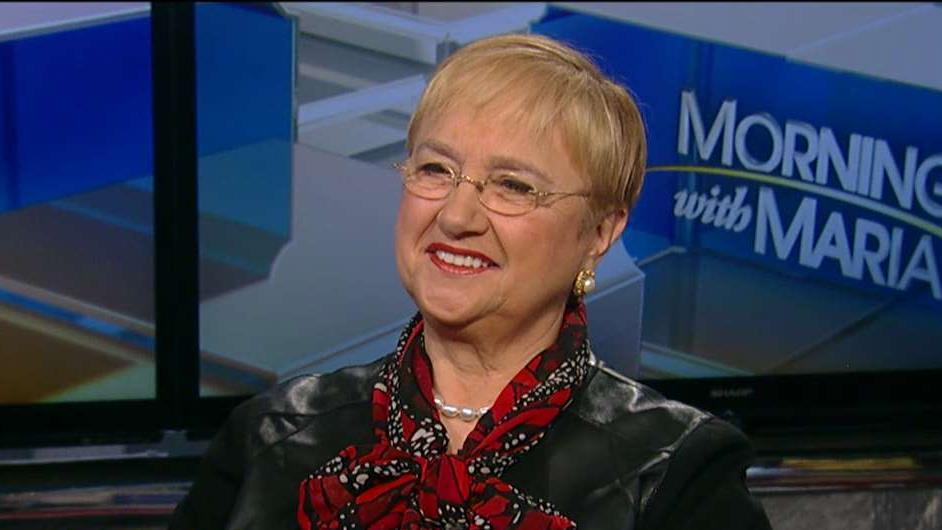 Chef Lidia Bastianich on coming to America and achieving success after growing up under communism.