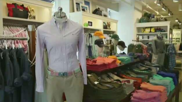 Vineyard Vines co-founders Shep Murray and Ian Murray on how the clothing company got its start.