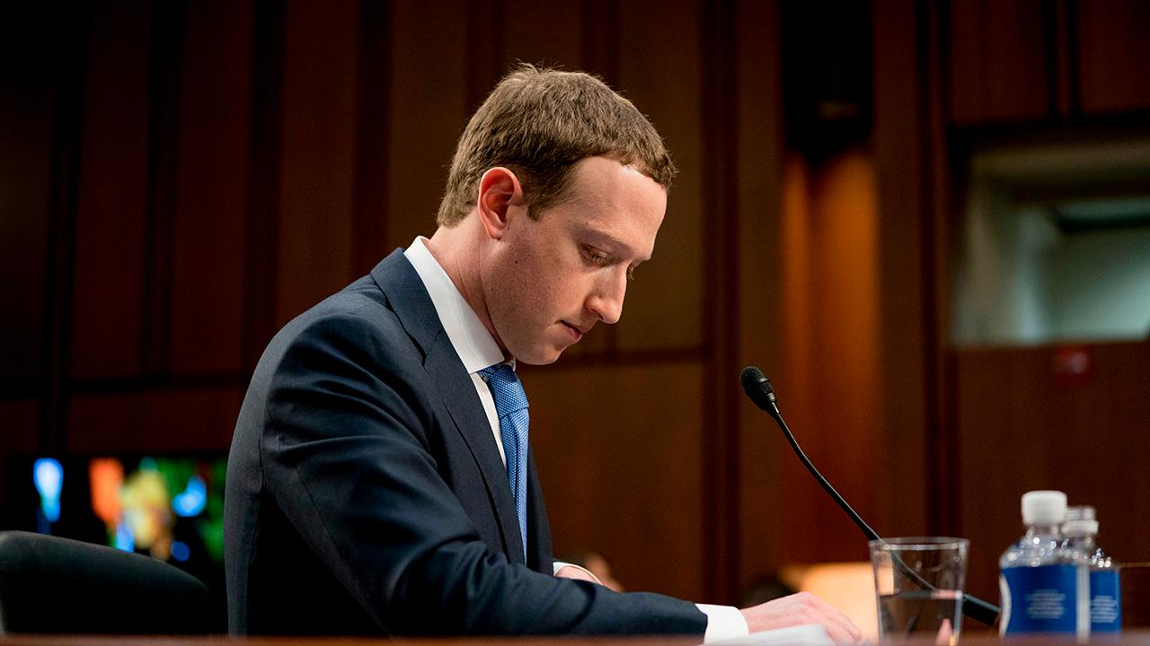 FBN's Kennedy discusses Facebook CEO Mark Zuckerberg's testimony on Capitol Hill.
