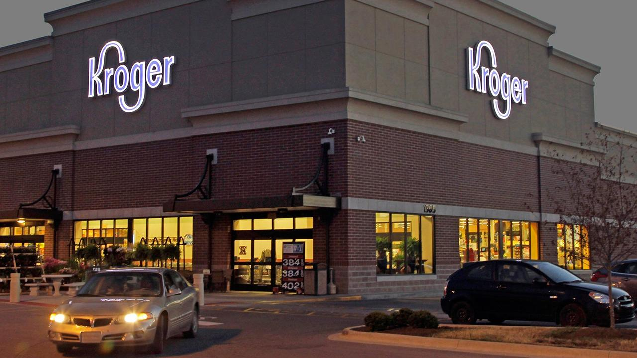 Fox Business Outlook: Kroger looking to hire 11,000 employees for its supermarkets divisions, including Fred Meyer and Mariano's Fresh Market.