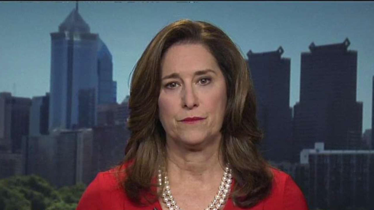 Delaware Steel Company President Lisa Goldenberg on why steel prices have increased since President Trump's 25% tariff was put into place.