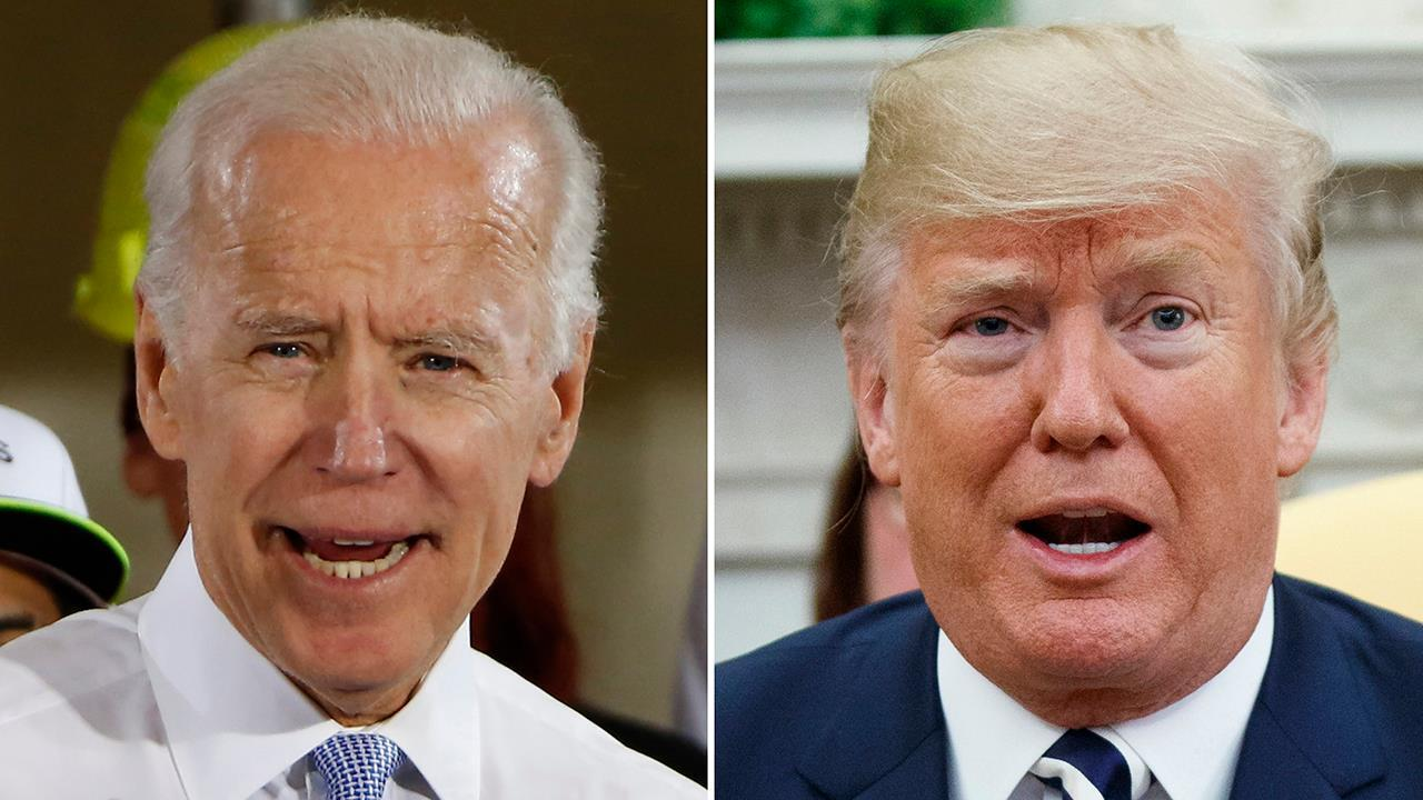 Joe Biden reportedly seriously considering 2020 presidential bid