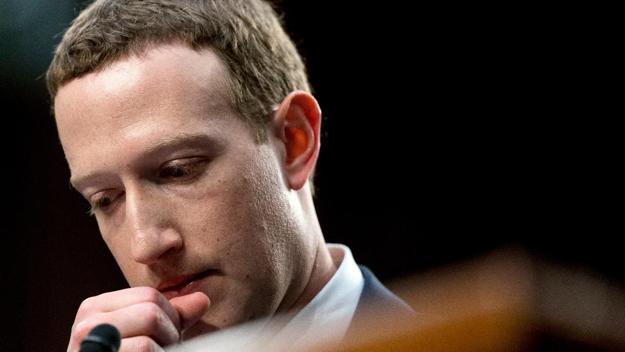 Facebook CEO Mark Zuckerberg says his personal information was included in the data sold to Cambridge Analytica.