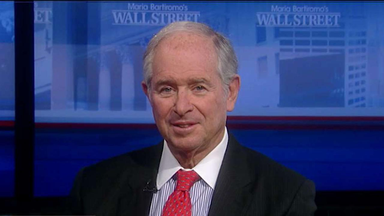 Blackstone Group CEO Stephen Schwarzman discusses what the Trump administration needs to accomplish with China on trade.