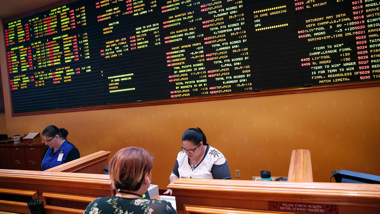 FBN's Kennedy discusses how the Supreme Court made sports betting legal nationwide.