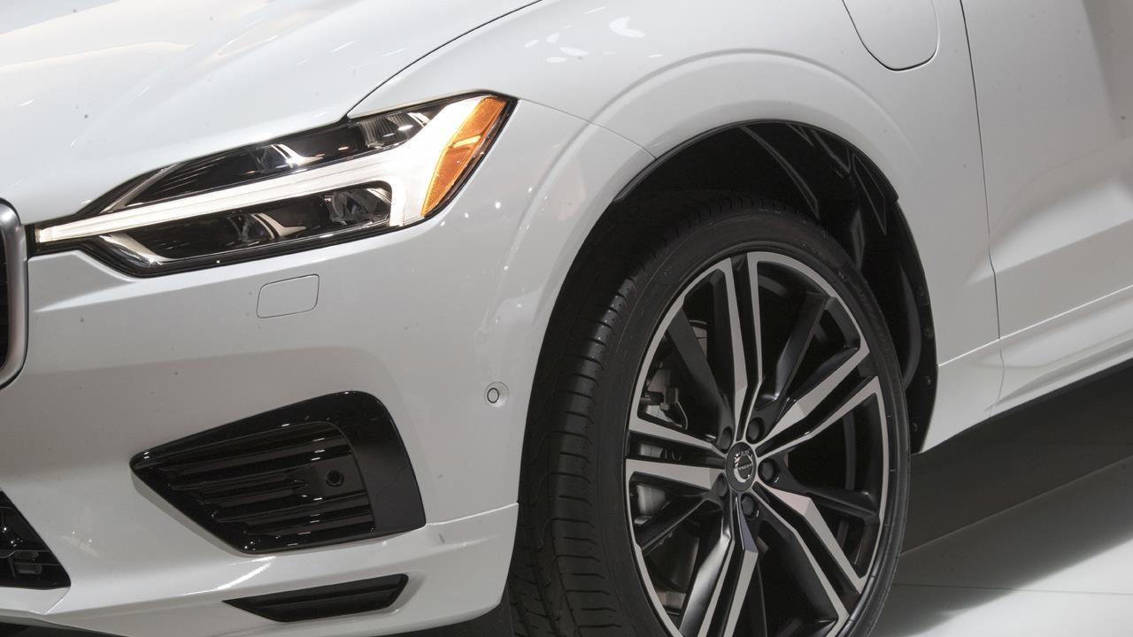 Volvo's unveils new subscription plan