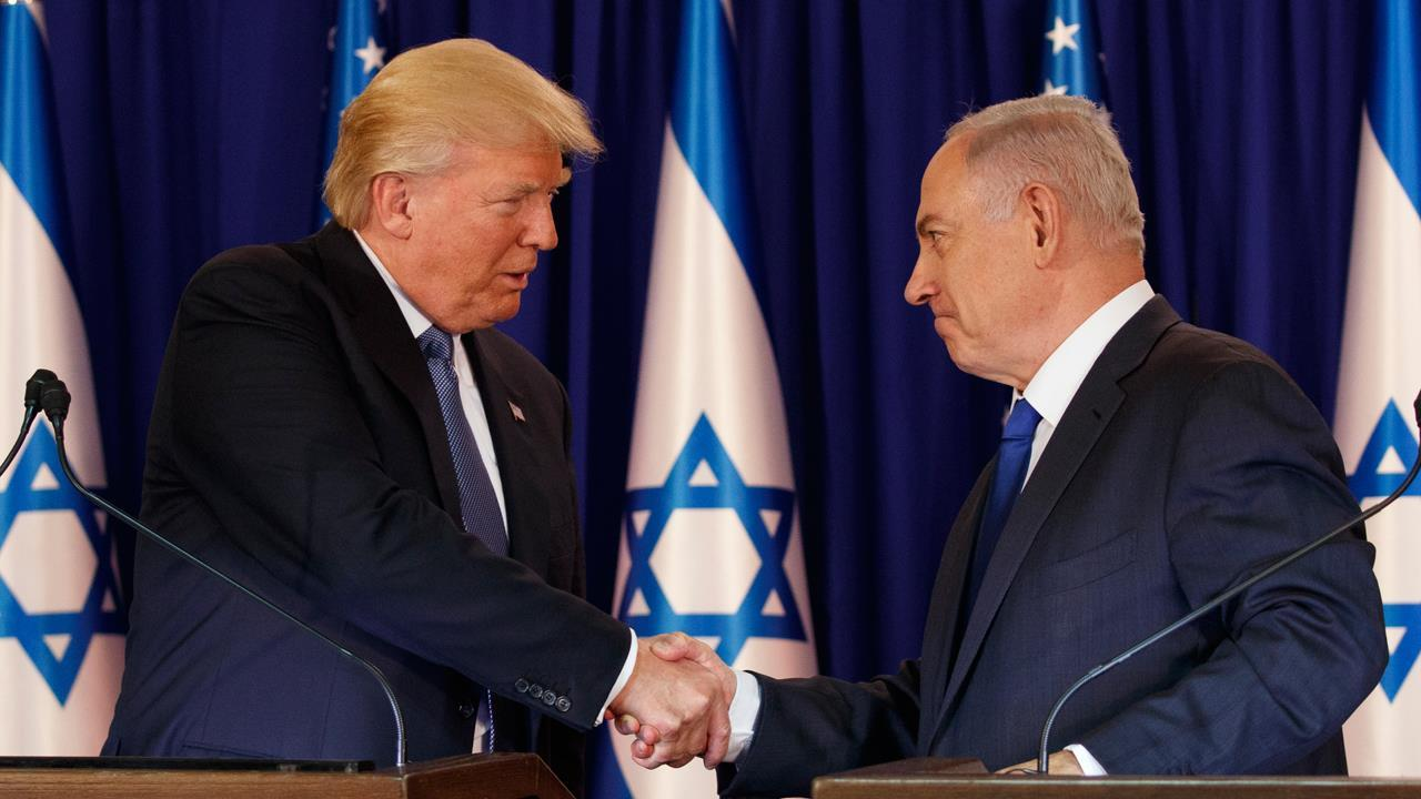 PM of Israel Netanyahu thanks Trump for keeping promise on embassy move