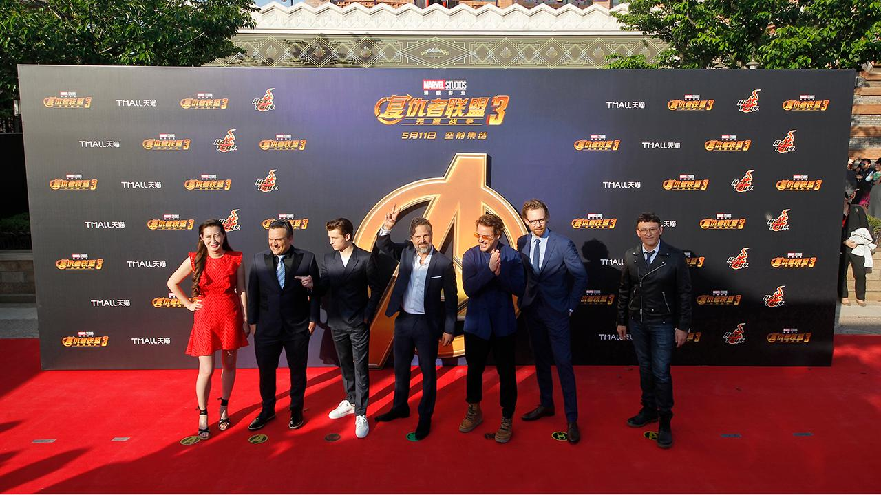 """IMAX CEO Rich Gelfond discusses how the movie """"Avengers: Infinity War"""" is helping the theater company's earnings."""