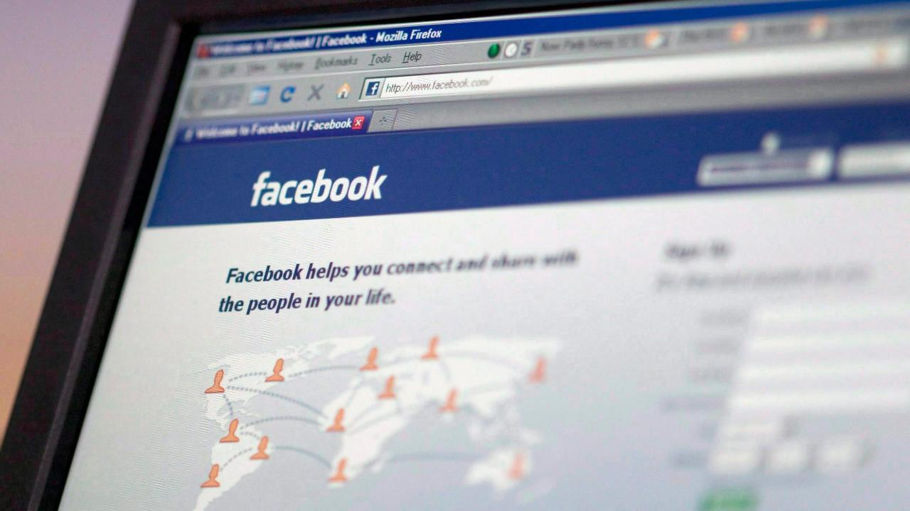 FBN's Cheryl Casone on the management changes at Facebook.