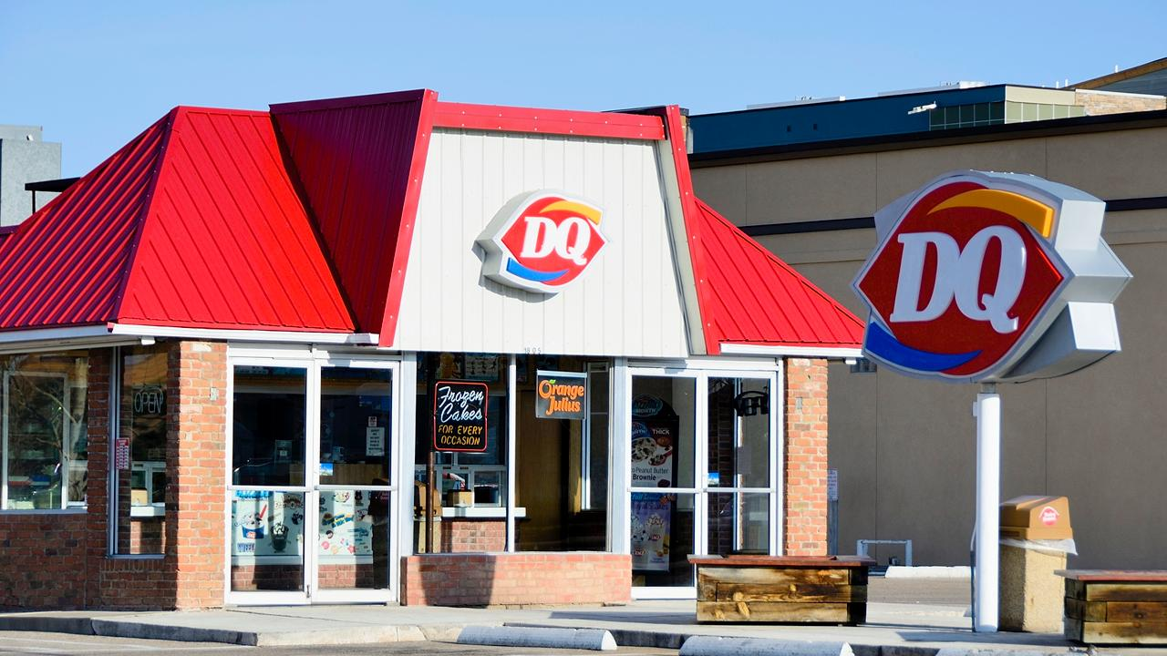 Dairy Queen CEO Troy Bader on the growth of the Berkshire Hathaway subsidiary.