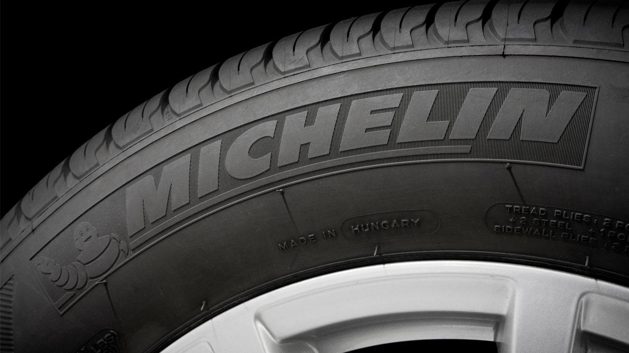 Chairman and president of Michelin's North American operations Scott Clark discusses trade policy and why his company continues to bet on U.S. manufacturing.