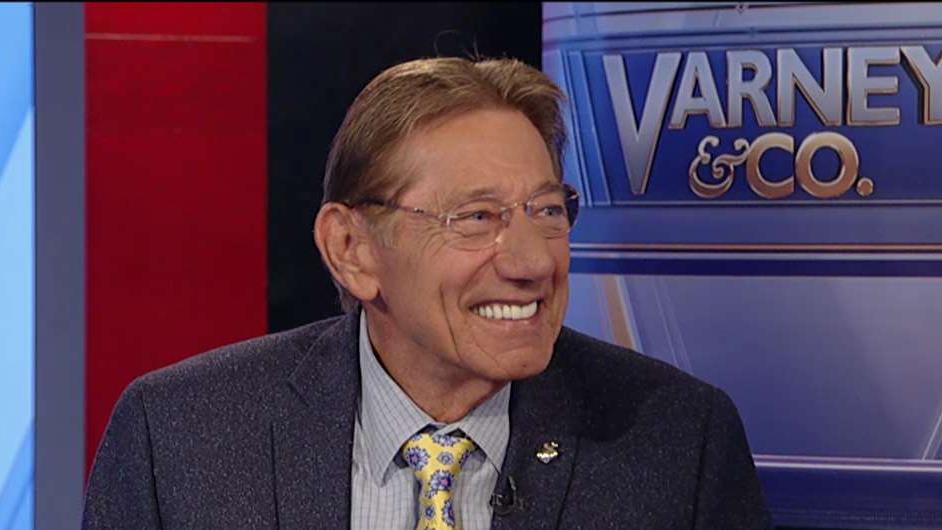 Football legend Joe Namath on the rise in NFL player salary, former San Francisco 49ers player Eric Reid's collusion grievance against the NFL, the national anthem protests, the NFL Draft ratings and the Joe Namath Charitable Foundation's latest work.