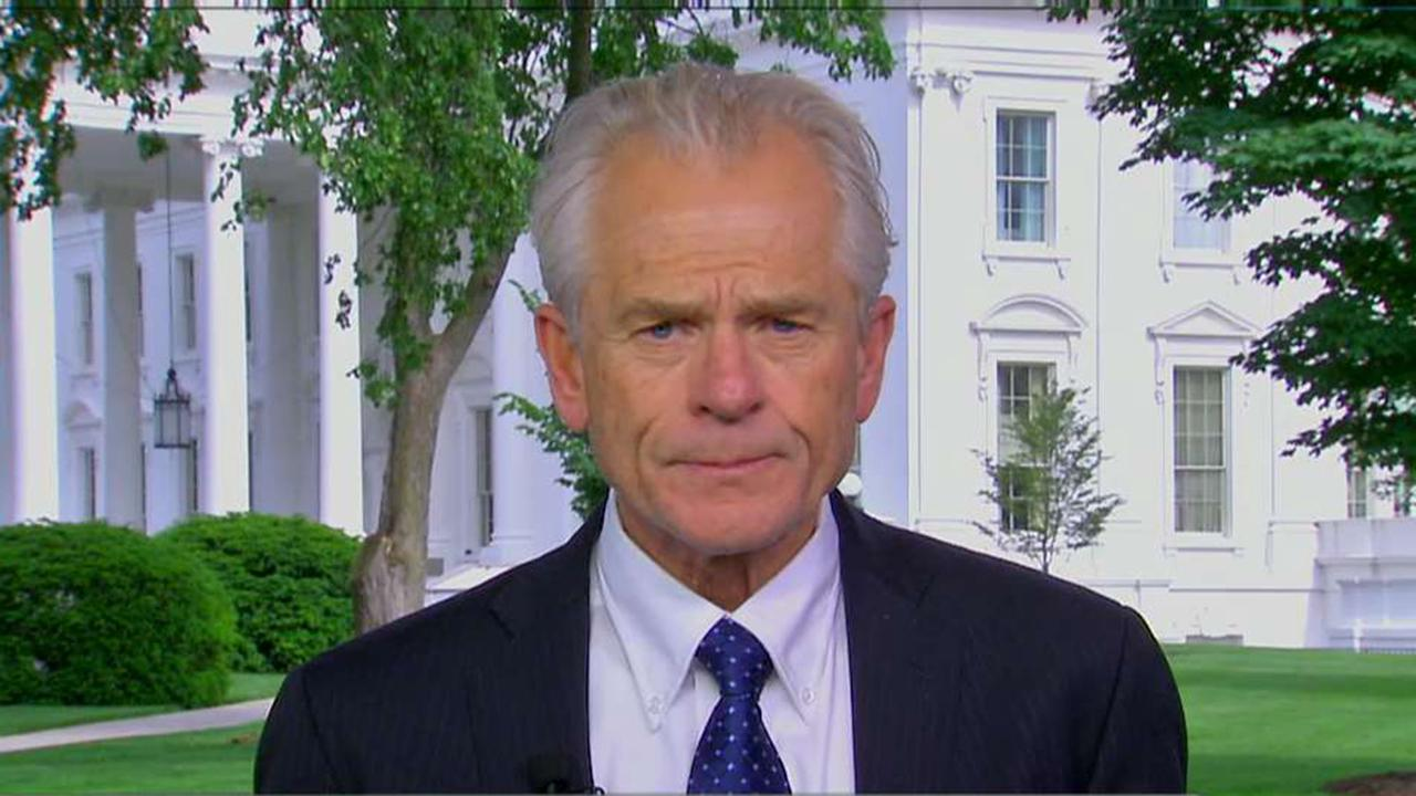 White House National Trade Council Director Peter Navarro discusses the significance of President Trump's steel and aluminum tariffs.
