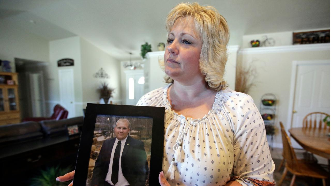 Laurie Holt on efforts to get her son Joshua Holt released from a prison in Venezuela.