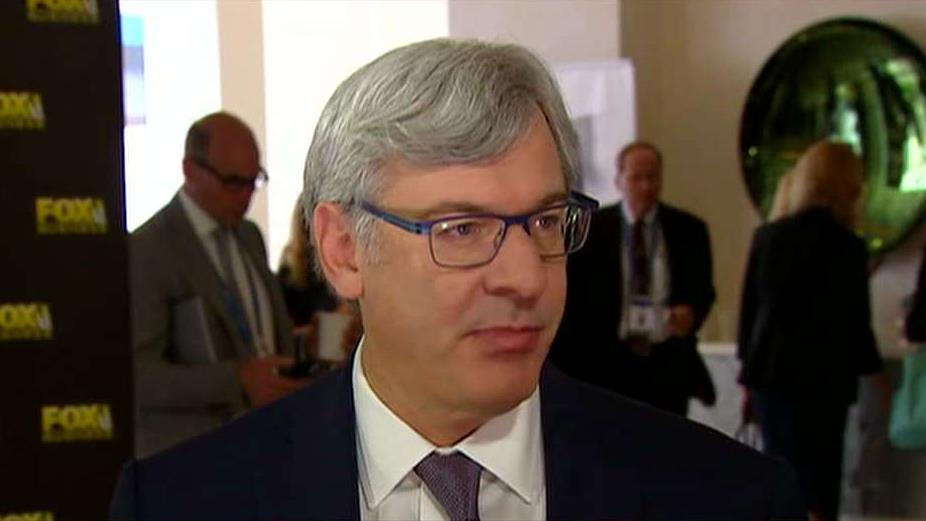 Royal Bank of Canada CEO Dave McKay on the bank's outlook for growth and the NAFTA negotiations' impact on the auto and energy industries.