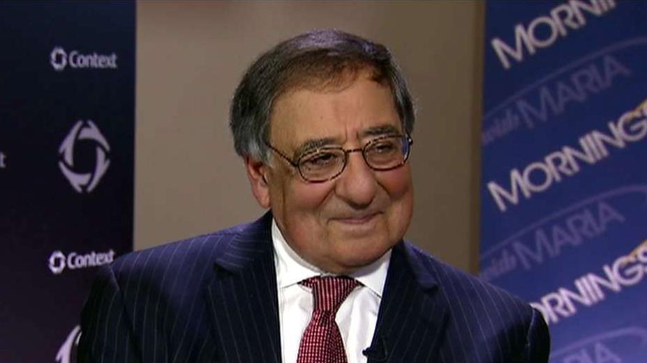 Former Defense Secretary Leon Panetta on President Trump, the Trump administration's trade policies, the Iran nuclear deal.