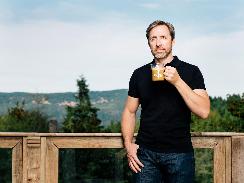 Bulletproof founder Dave Asprey spent over a million dollars biohacking his body to figure out the key to living longer.