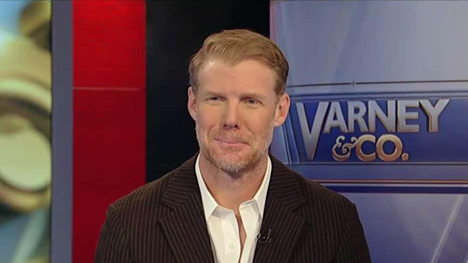 FS1 soccer analyst Alexi Lalas on the state of soccer in America and what to expect from the upcoming World Cup in Russia.