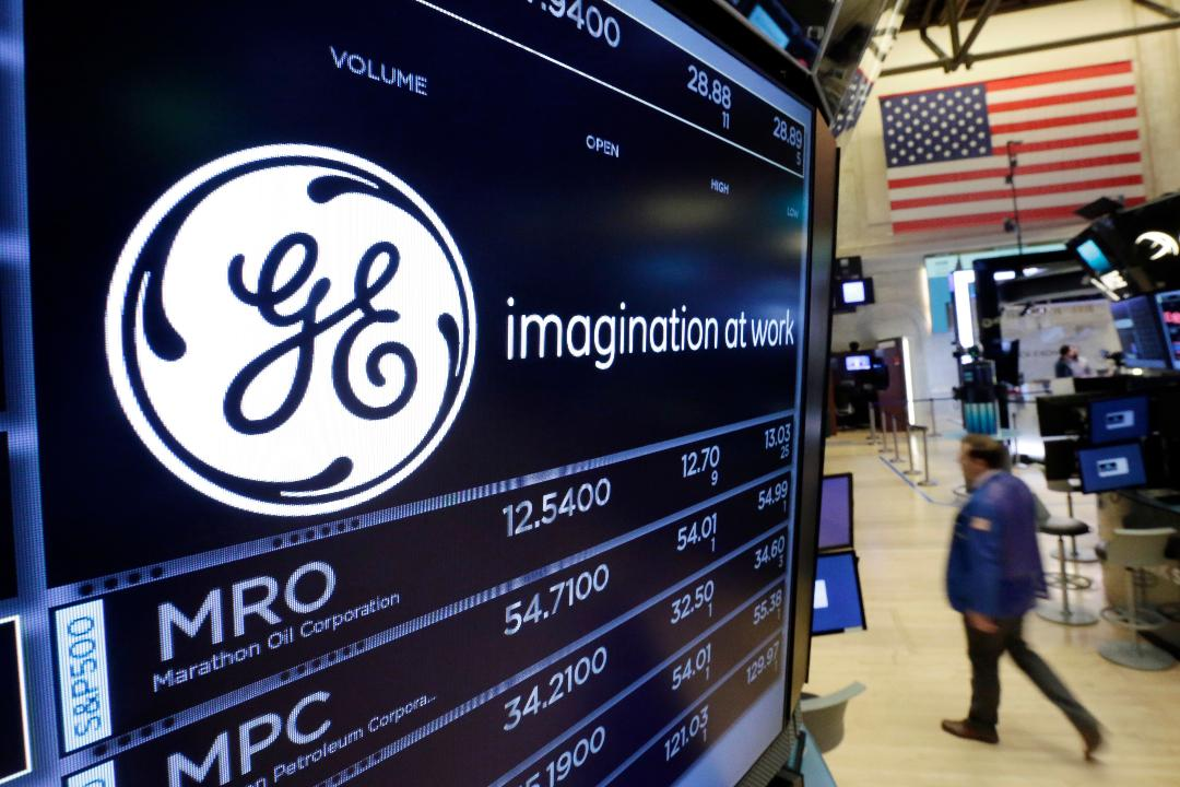 FBN's Charlie Gasparino reports that General Electric may cut its dividend again to further reduce costs.