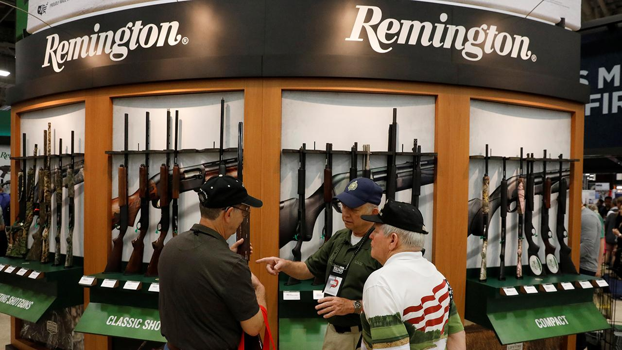 Trump 2020 campaign media advisory board member Gina Loudon and Democratic strategist Al Mottur on Bank of America's decision to provide funds to gunmaker Remington.