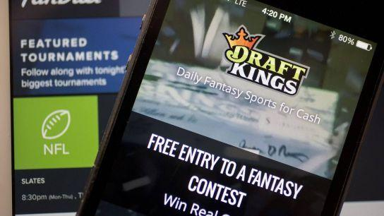 Matt Kalish says the fantasy sports website has been working on a sports betting platform since 2017.