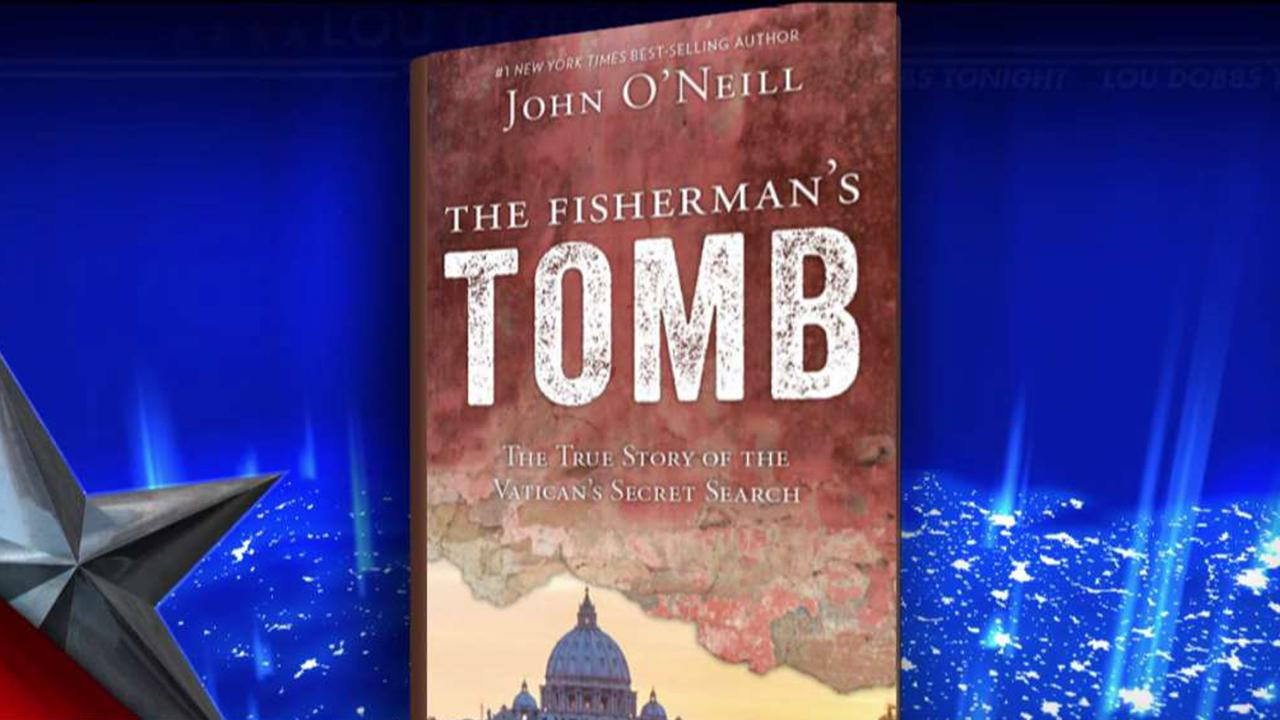 """The Fisherman's Tomb"" author John O' Neill discusses the Vatican's quest to find the remains of the Apostle Peter."