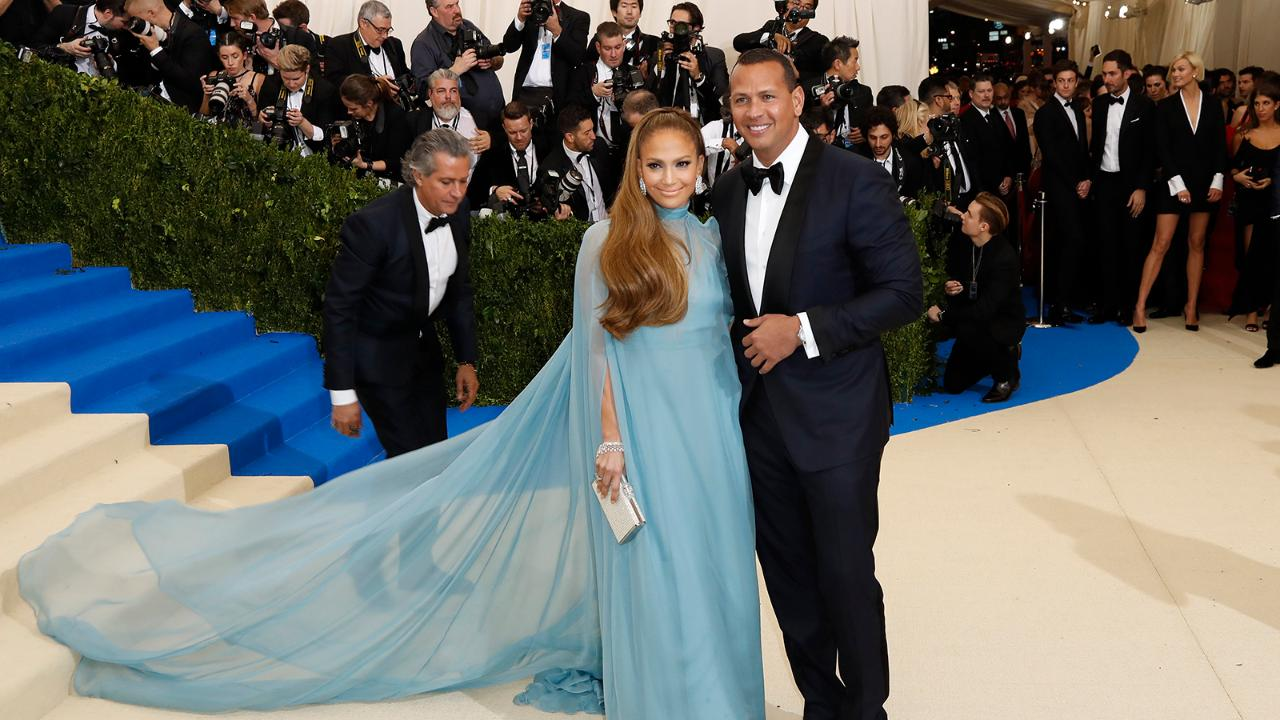 "Alex Rodriguez referenced Jennifer Lopez's new song ""El Anillo,"" or ""The Ring,"" when asked by FOX Business' Charlie Gasparino about a future marriage proposal to the actress and singer."