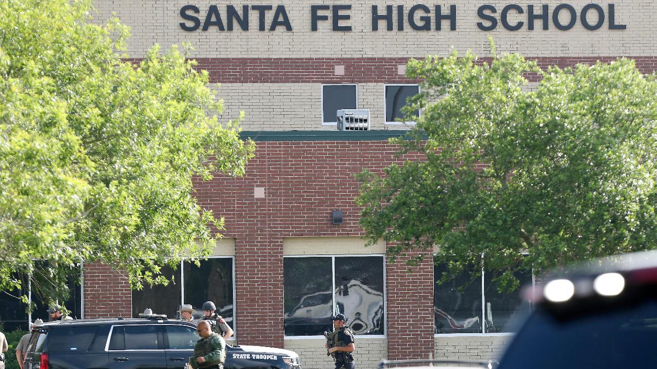 Former FBI Investigator Bill Daly on the shooting at Santa Fe High School in Santa Fe, Texas.