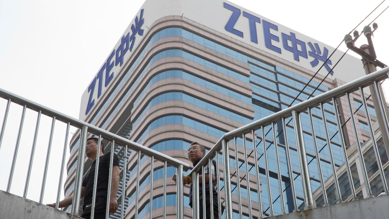 Kingsview Asset Management's Scott Martin on reports a deal was reached to save China's ZTE.