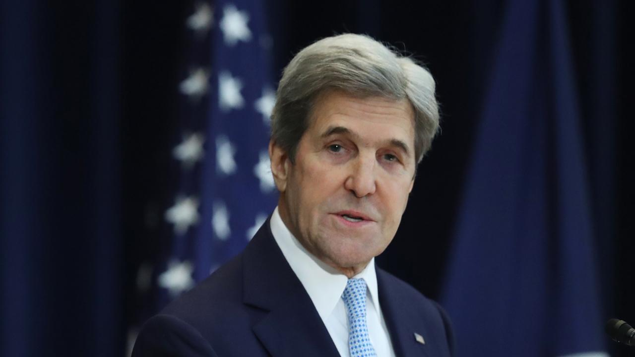 Former Assistant Secretary of State Robert Charles discusses the reports that former Secretary of State John Kerry is holding meetings with foreign leaders to try and preserve the Iran nuclear deal.