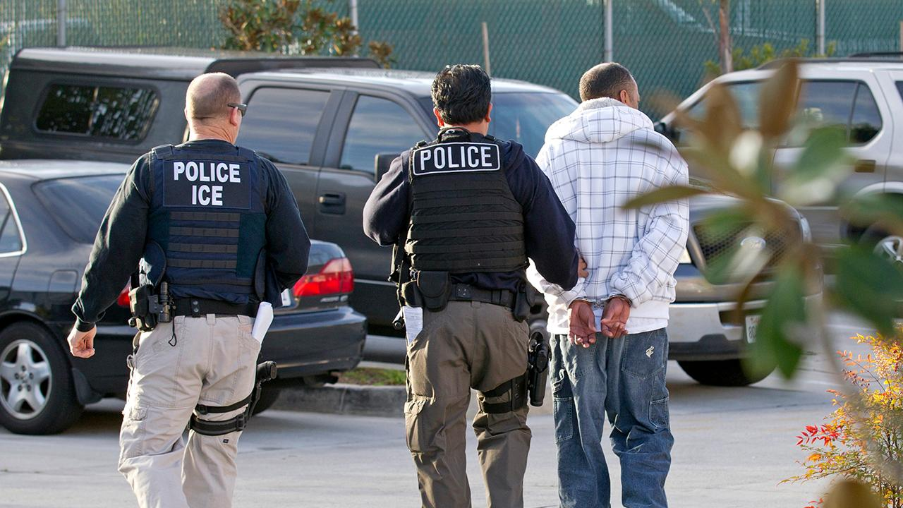 Former U.S. border patrol agent David Ward discusses why Congress needs to be more proactive in strengthening the U.S. border and how politicians are obstructing ICE agents from doing their jobs.