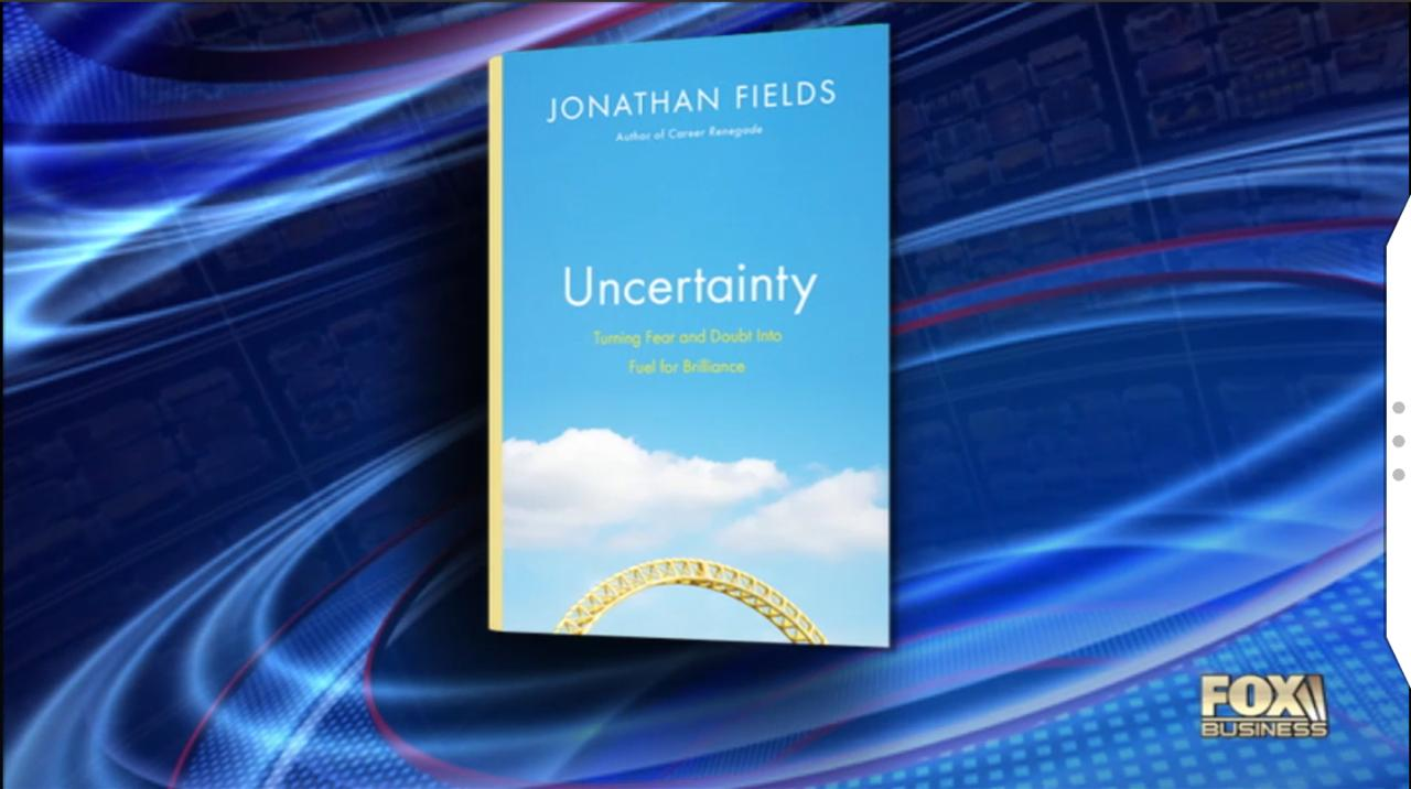Entrepreneur and author Jonathan Fields on how entrepreneurs can turn fear on its head