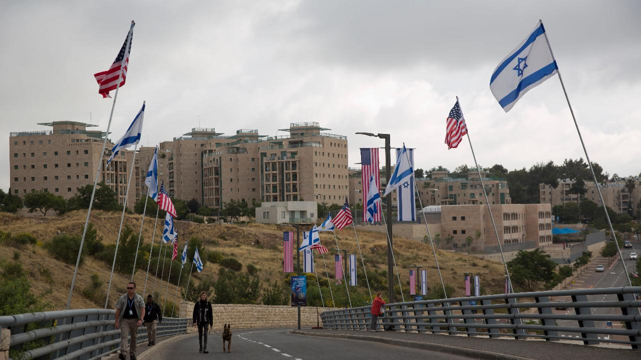 Israeli Ambassador to the U.N. Danny Danon on President Trump's decision to move the U.S. embassy in Israel to Jerusalem.
